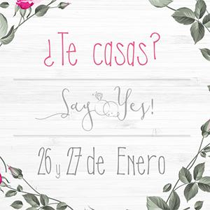 say yes feria de bodas