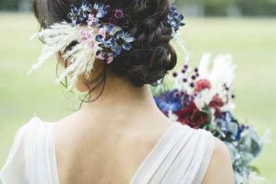 25 ideas de peinados para su boda!