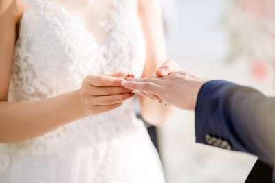 ¿Qué ponerse para su boda civil?