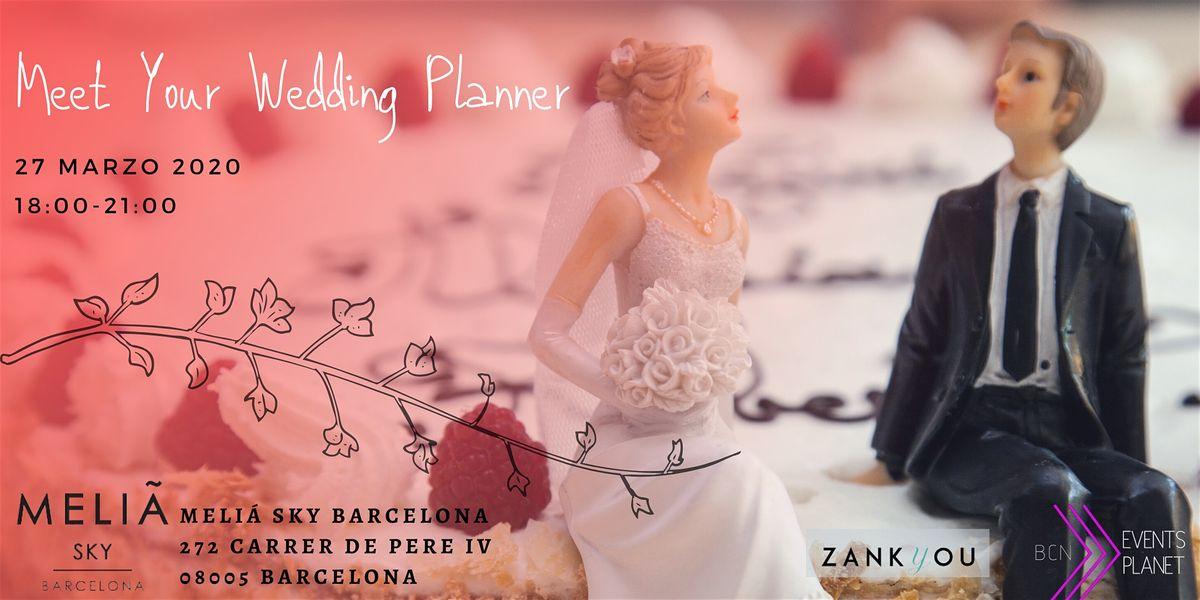meet your wedding planner